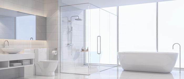 Badezimmer von Sanierung Bentz saniert